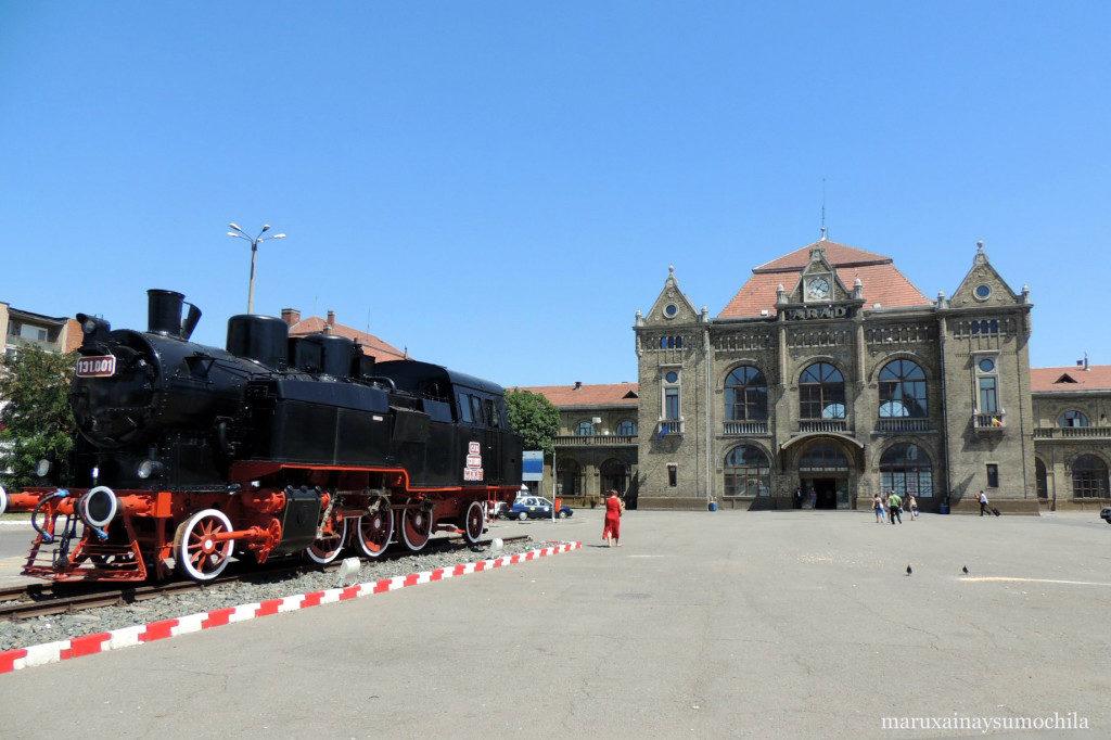Estación Arad