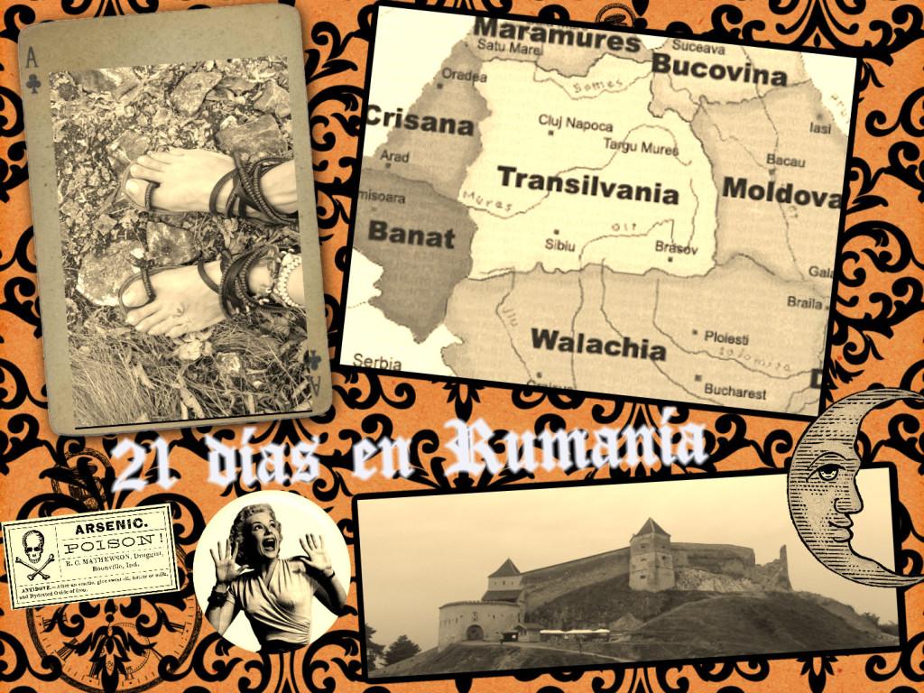 Rumania 21 días