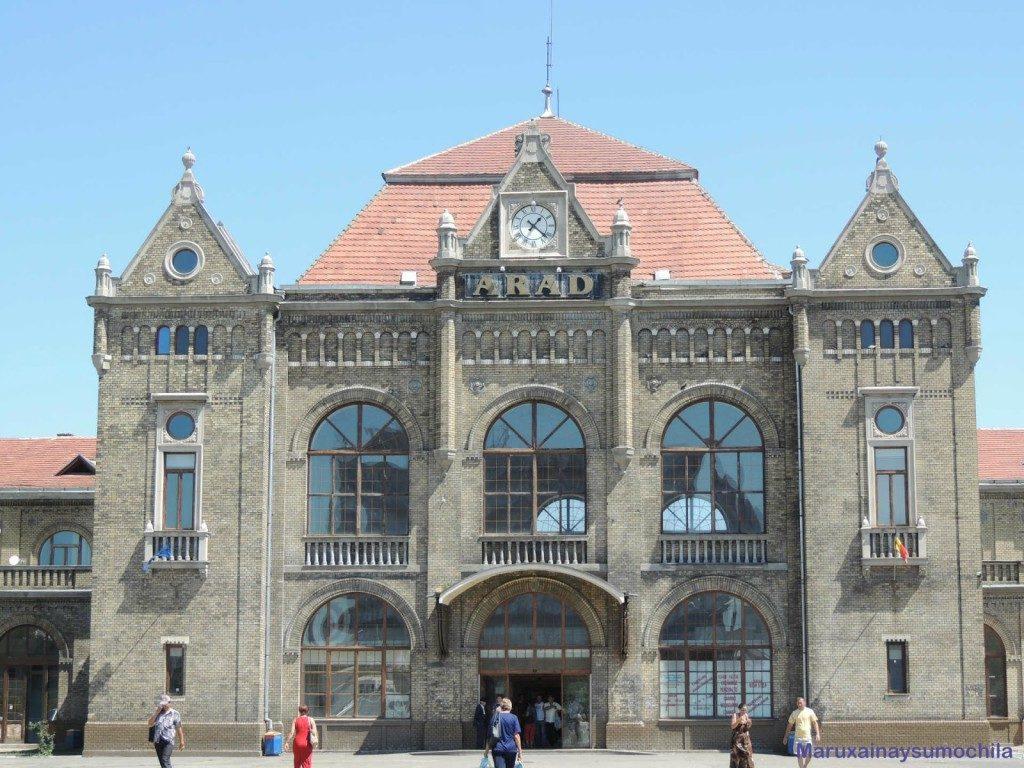 Estacion Arad