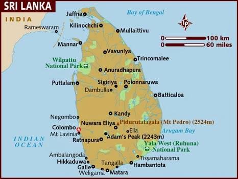 Unas horas en Negombo