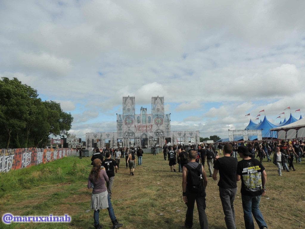 Viernes 21 /06/13 Hellfest