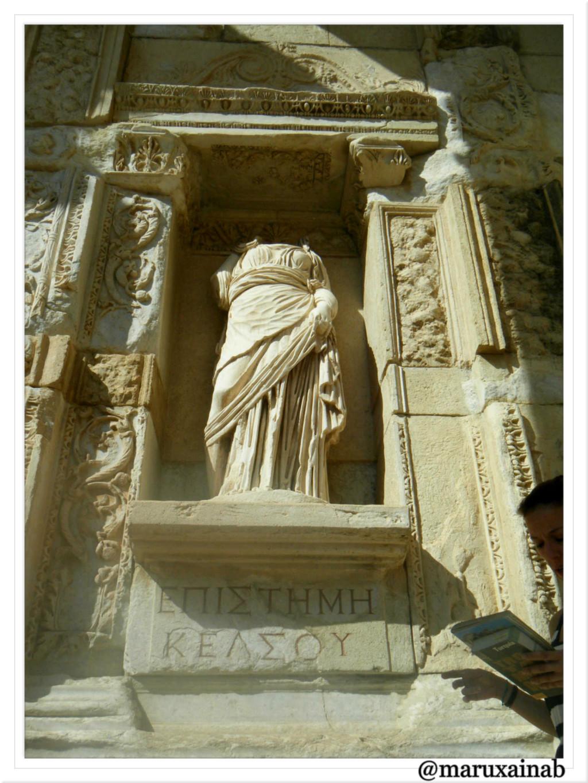 Efeso Hornacina