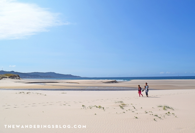 Galicia Playa Traba