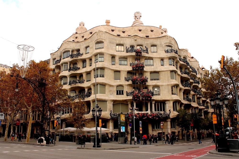 Barcelona-Pedrera