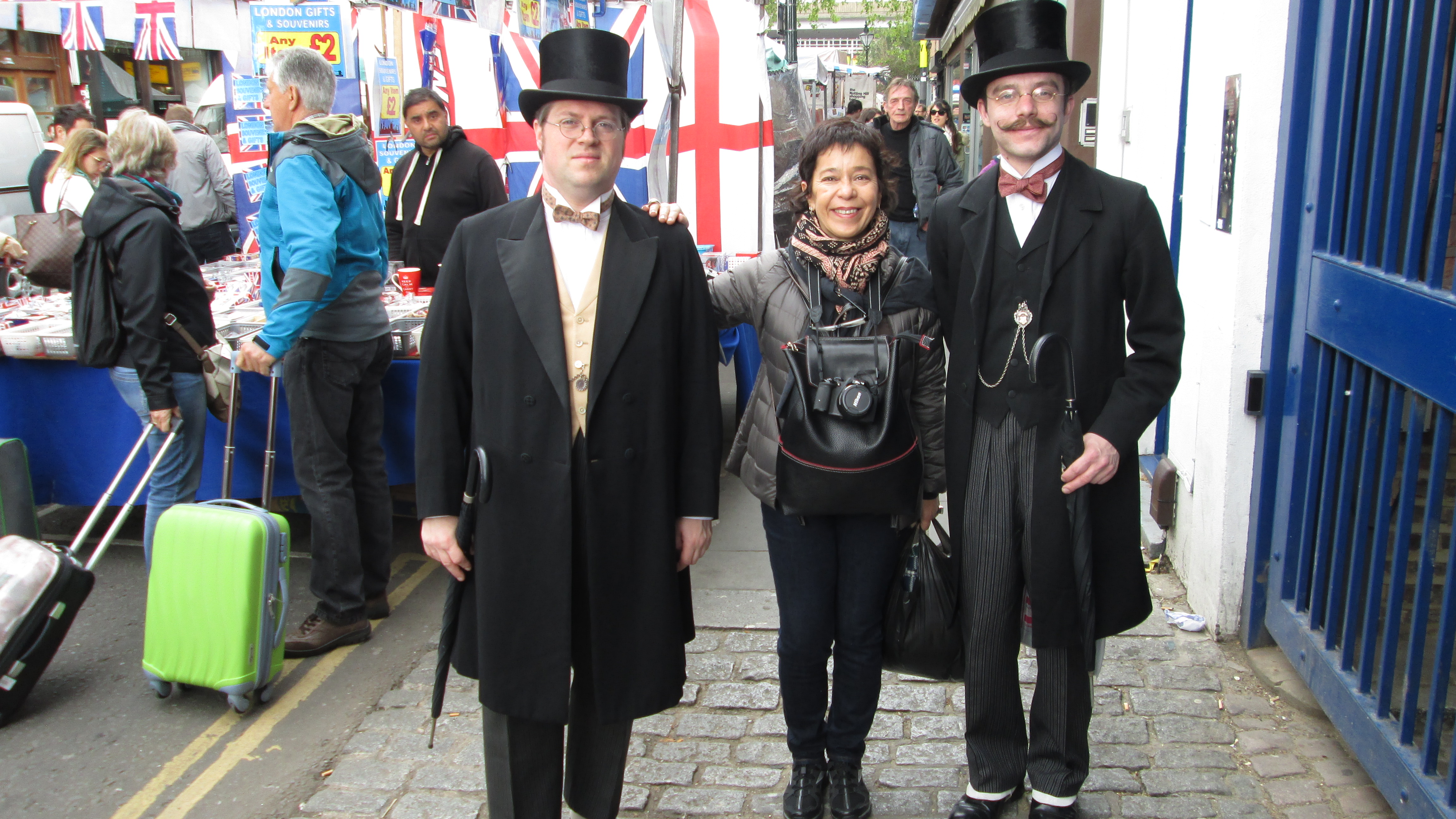 Londres Lilian Viajera