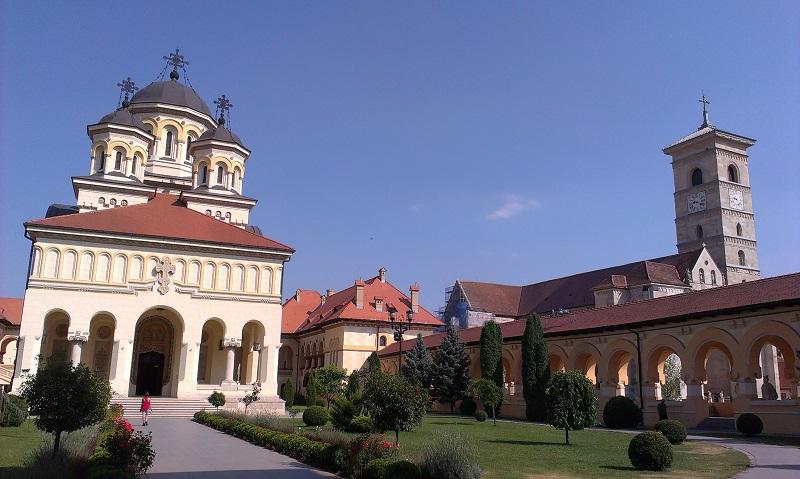 Rumania-Itinerario-Alba
