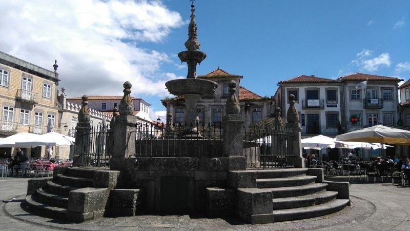 Portugal-norte-Caminha