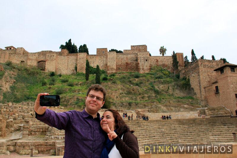 Viajes-España-DinkyViajeros - Teatro romano-alcazaba - Málaga